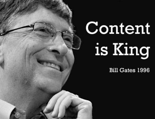 👑 Content marketing-ul este REGE! 👑