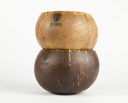 Boluri din cocos Golden Flavours